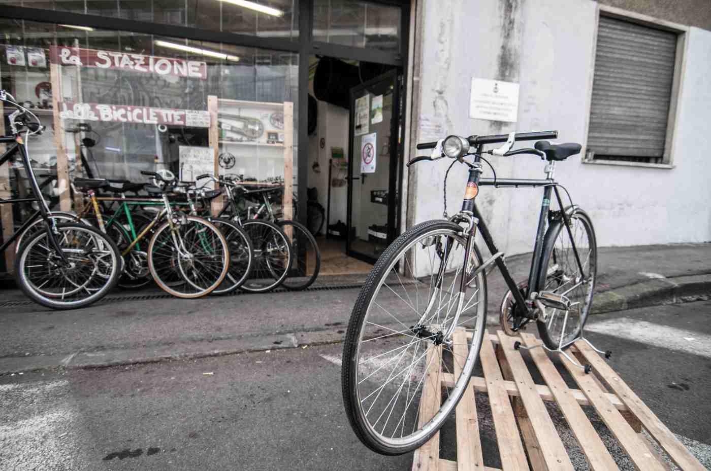sociale riuso padova bici